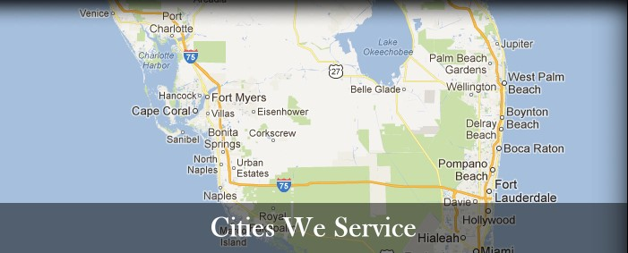Cities We Service - Warnky Heating & Cooling - A Division of Richard Warnky LLC